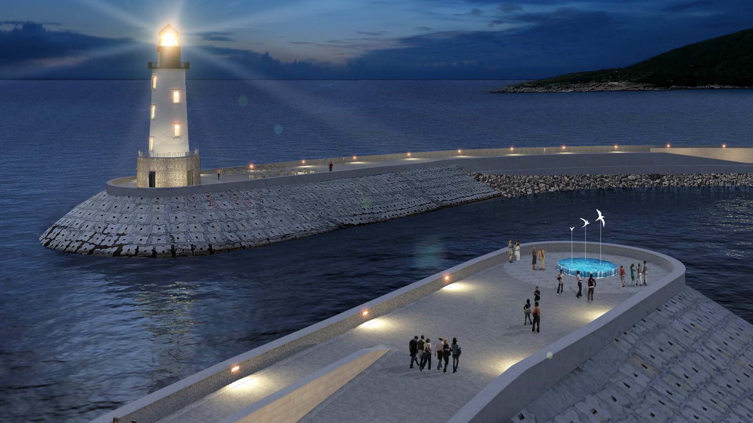 Lustica Bay 12
