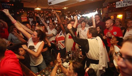 讀者英國分享: 英國足球再現雄風
