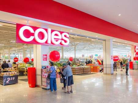 澳洲的兩大超市