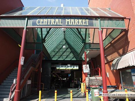 我的阿德萊德留學生活———Central Market 篇