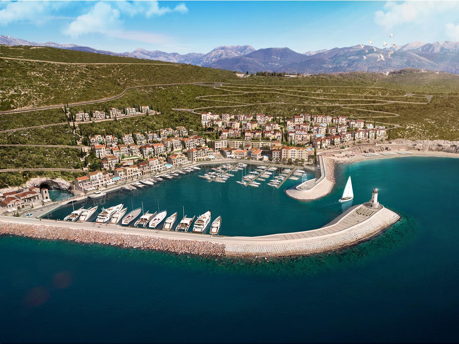 Lustica Bay 5