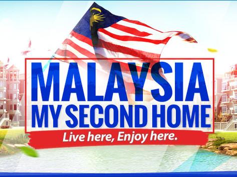 MM2H我的第二家園計畫將在10月份恢復申請程序
