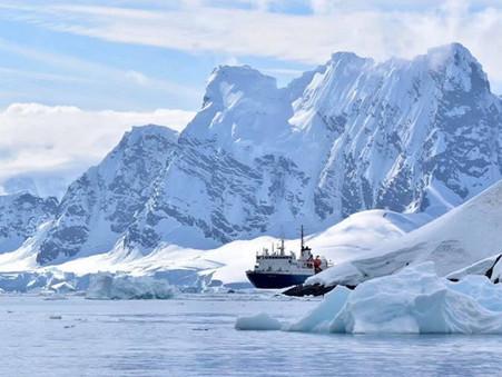 旅遊篇-南極