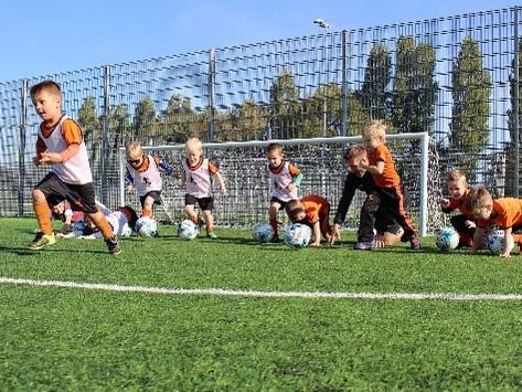 兒童足球訓練班