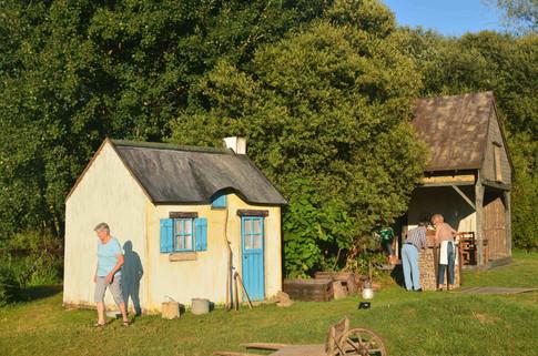 Village des années 50
