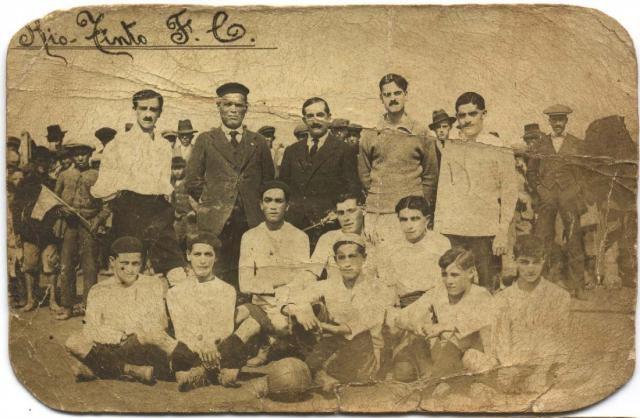 Foto del Río Tinto F.C. , fundado en 1873