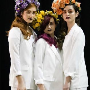 Fashion Show Flower Crowns