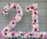 Brisbane floral 21 hire
