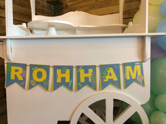 Lolly Bunting