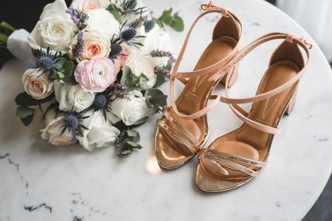 S&T Bridal Bouquet