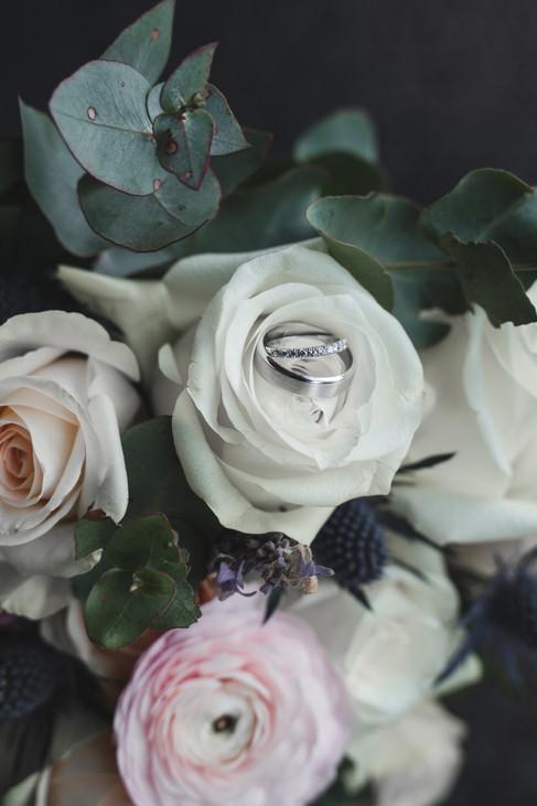 S&T Wedding Rings & Flowers