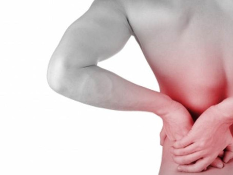 LOW BACK PAIN – A National Disaster
