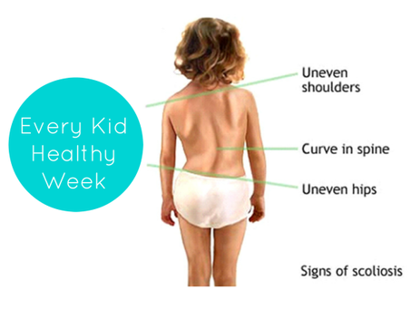 Healthy Kids & Chiropractic Care