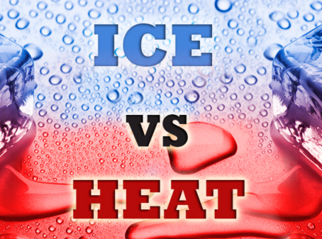 Ice VS Heat: What You Need to Know