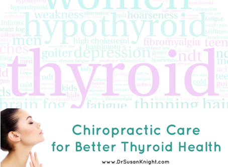 Chiropractic Care for Better Thyroid Health