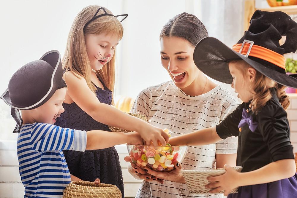 5 Healthy Halloween Alternatives