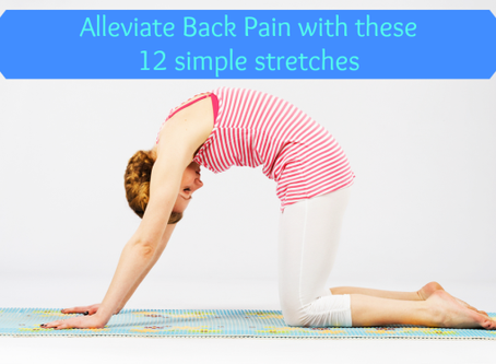 Say 'So Long' To Back Pain!