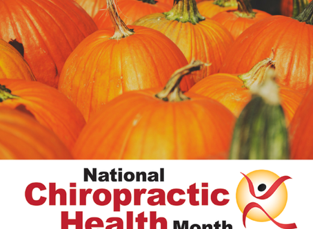 A #PainFreeNation Observes National Chiropractic Health Month