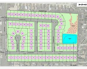 Engineering Site Plan