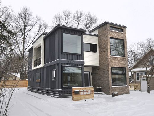 A Home Designed and Made From Shipping Container