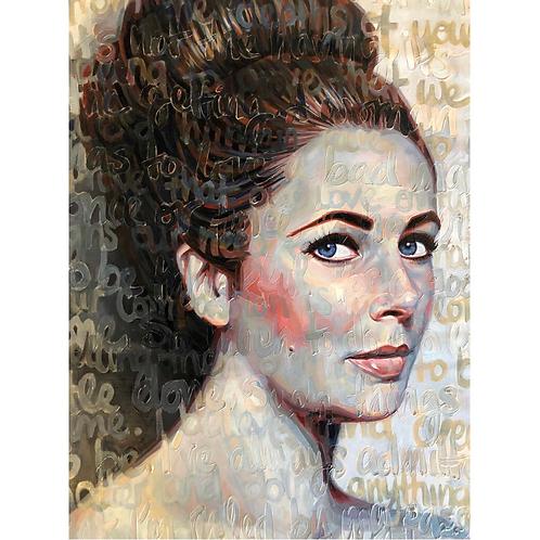 Elizabeth 53 x 74