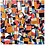 Thumbnail: Original Collage on Canvas Titled PDP787 2015
