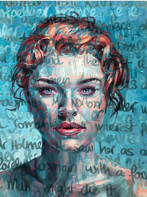 Original Oil Painting by Christina Major