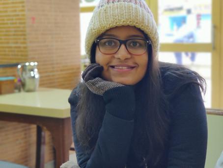 Featured Artist: Sakshi Gandhi