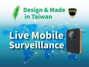 Total Solution for Mobile Surveillance