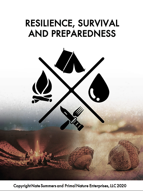 Resilience, Survival and Preparedness Course