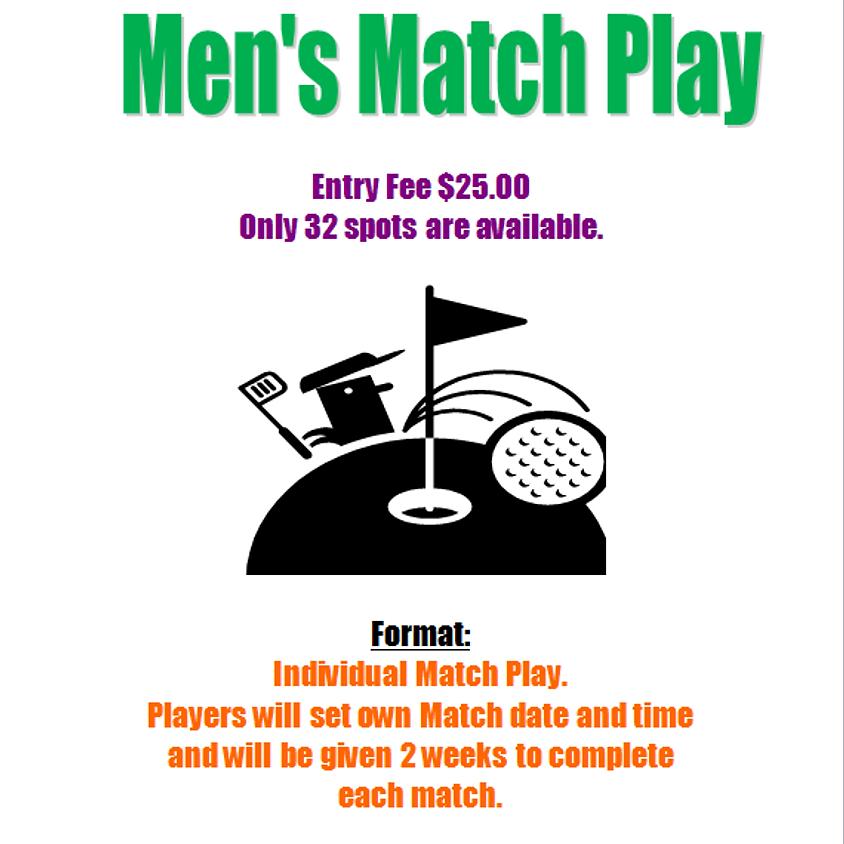 Men's Spring Match Play