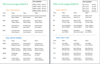 Titleist Division Match 6