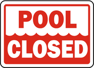 Pool Closed Today