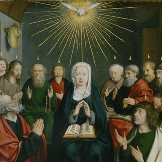 Novena in Honor of the Solemnity of Pentecost