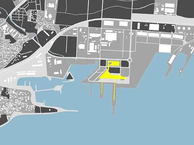 Ferry Terminal, Zadar, Croatia.mp4
