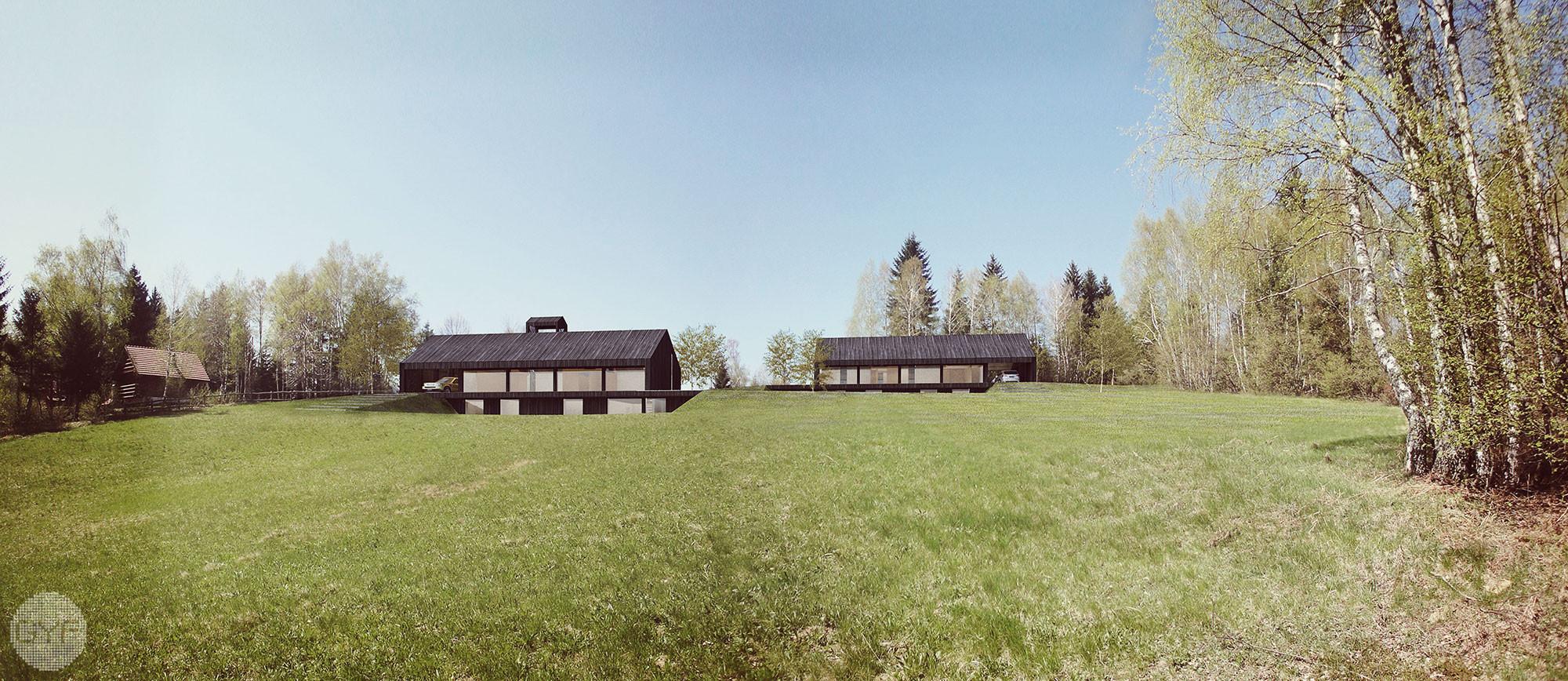 Two Single-family houses in Gorski Kotar