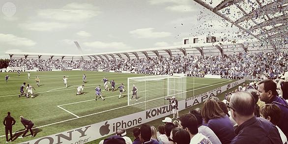 Municipal Stadium, Lapad