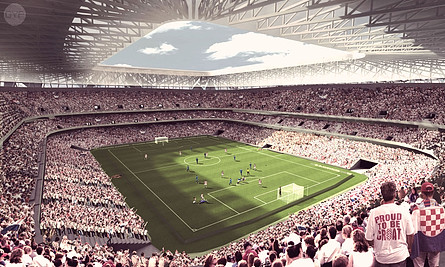 Municipal Stadium Kajzerica