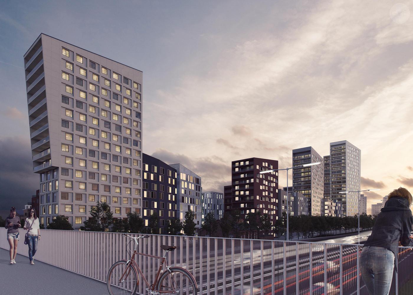 Housing neighbourhood Kopparlunden