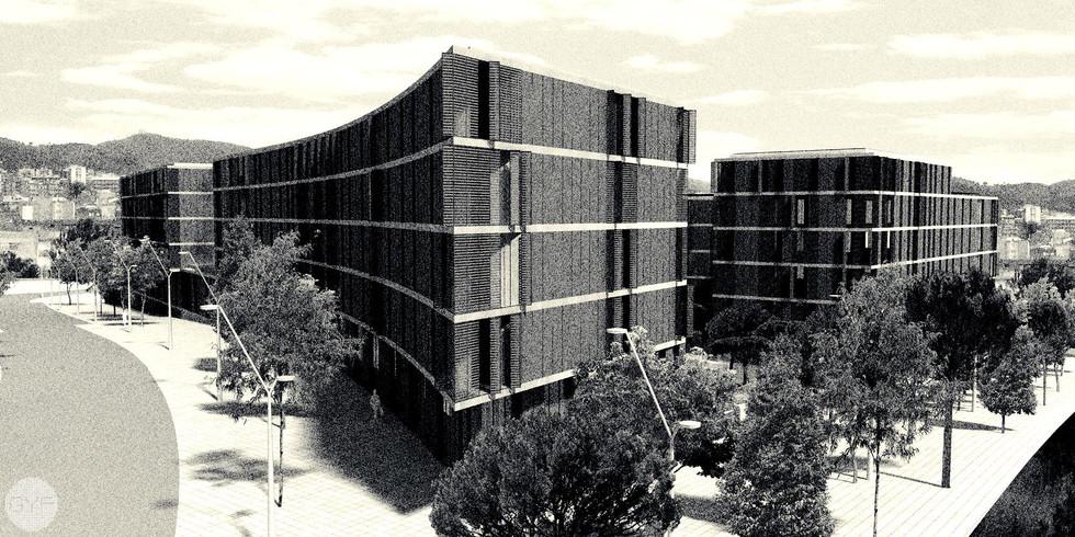 Housing Development, Gavá