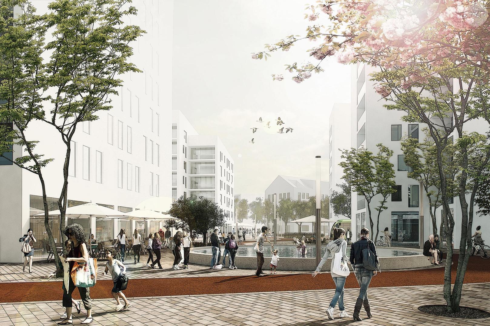 New Neighborhood Bäckby