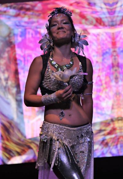 Alex & Allyson Grey Demons & Dieties Crescent Dance Project Diamond Saints PrayerFormance
