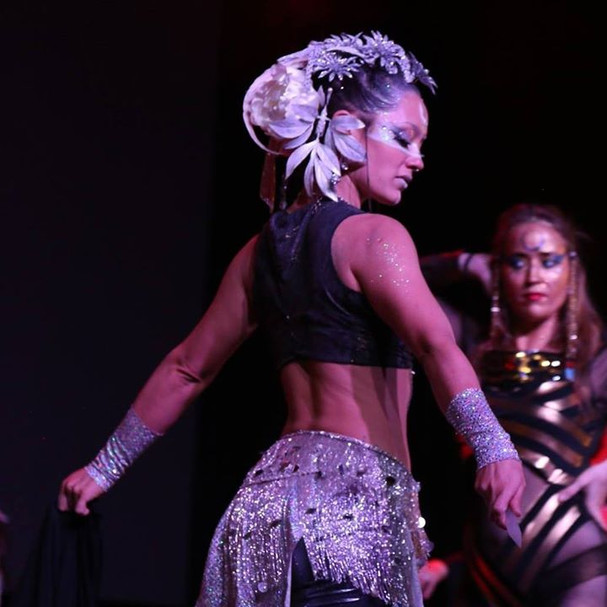 Alex & Allyson Grey Demons & Dieties Crescent Dance Project PrayerFormance