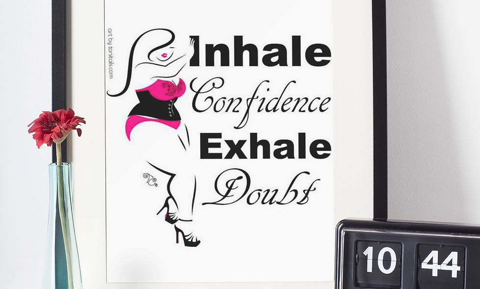 Inhale Confidence