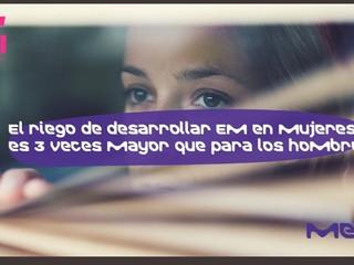 Síntomas de Esclerosis Múltiple en Mujeres.