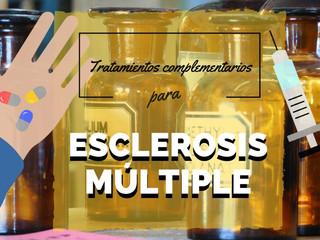 Tratamientos complementarios para la esclerosis múltiple