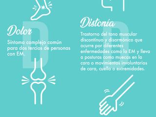La esclerosis múltiple y la letra D