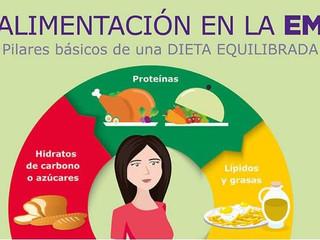 Nutrición en la esclerosis múltiple