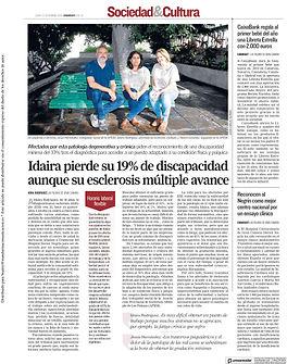 Publicación Periódico - Información sobre E.M.