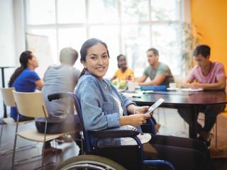 Cursos para personas con discapacidad